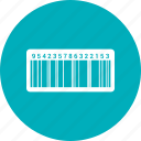 bar, barcode, code, scan icon