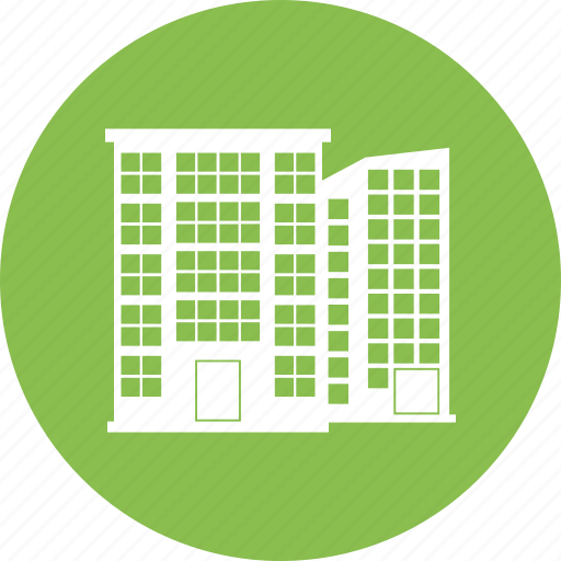 architecture, building, construction, office icon