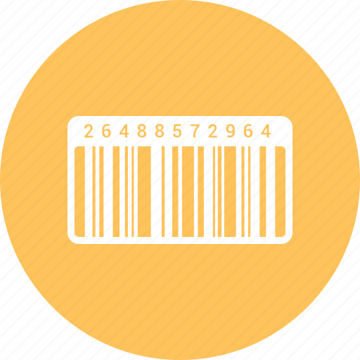 bar, code, price, scan icon