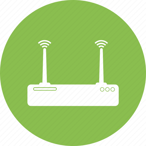 connection, router, wifi icon