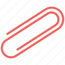 clip, paper icon