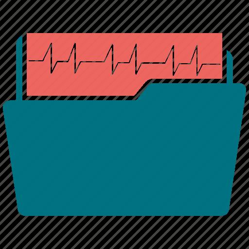 files, folder, storage icon