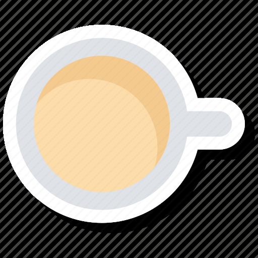 cup, tea, tea and saucer, tea cup icon