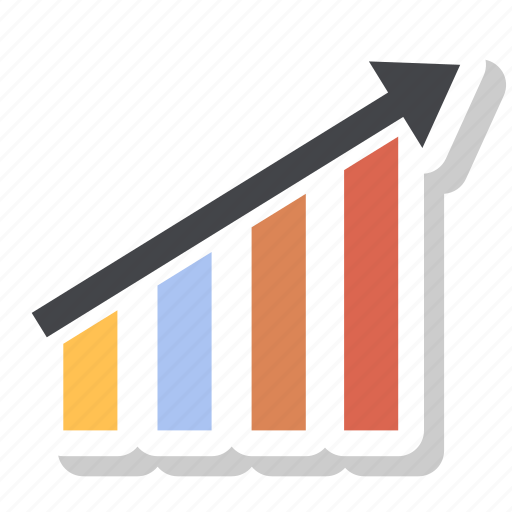 Bar, growth chart, infographic icon - Download on Iconfinder