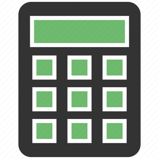 calc, calculate, calculation, calculator, count icon