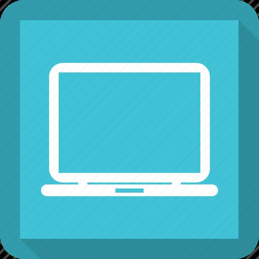 computer, device, internet, laptop, portable icon