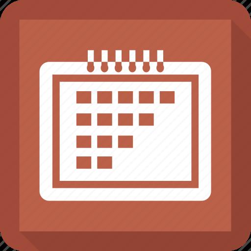 calendar, plan, rota, schedule, strategy icon