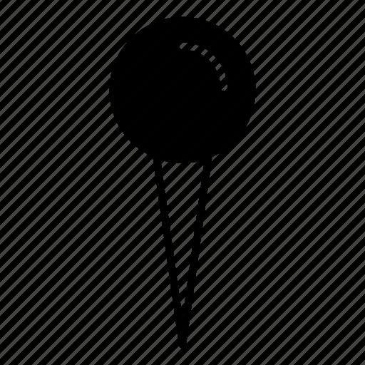 location, navigation, pin, pointer icon