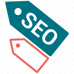 category, label, price, seo tag, tag icon