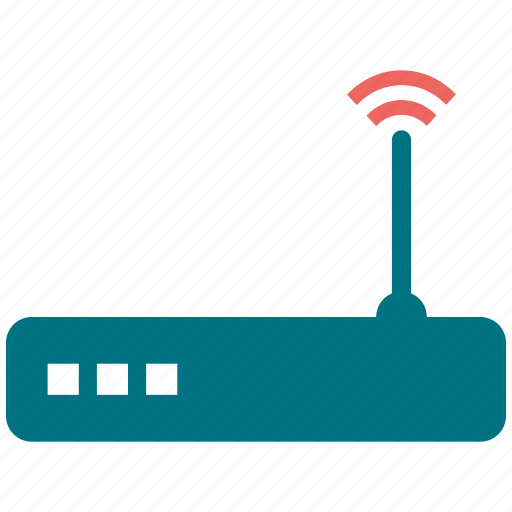 Modem, router, wifi icon - Download on Iconfinder