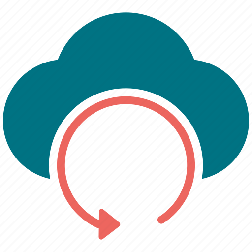 cloud, cloudy, history icon