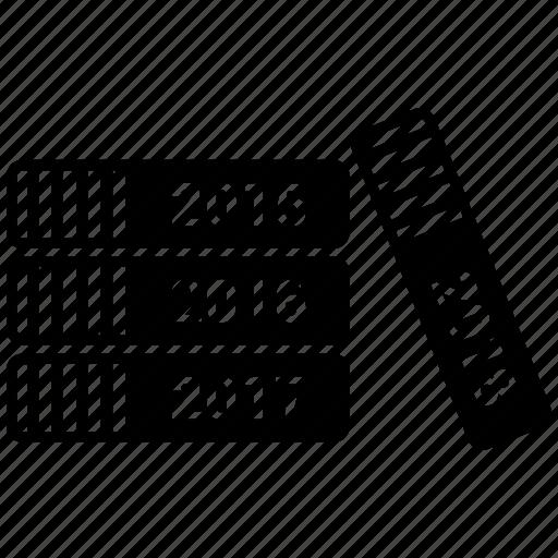 book document file paper icon