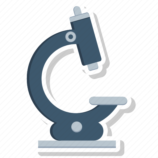 magnifying, microscope, search, zoom icon
