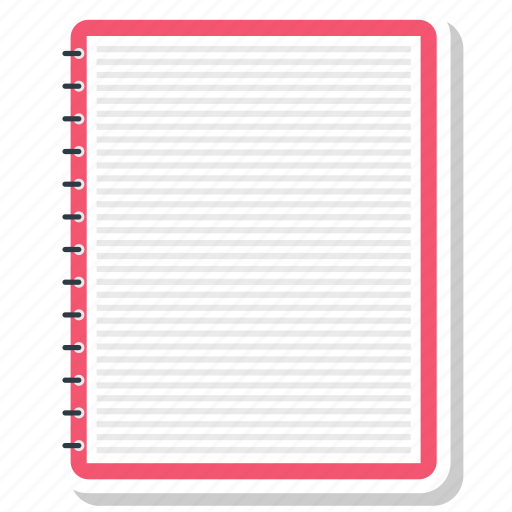 message, note, notepad, page icon