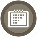 booking, calender, date, time icon
