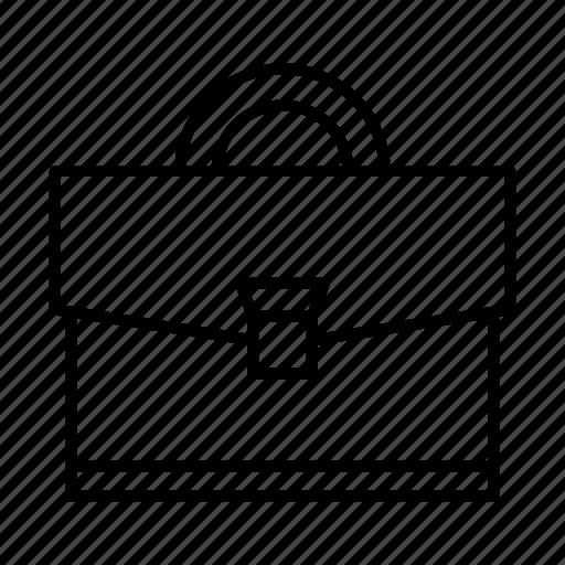 briefcase, job, portfolio icon