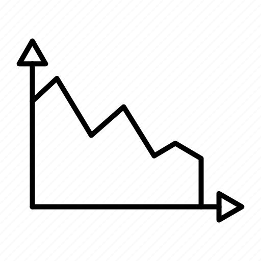 business, finance, graph, growth, report icon