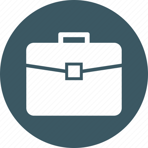 bag, brief case, briefcase, business, office, portfolio, suitcase icon