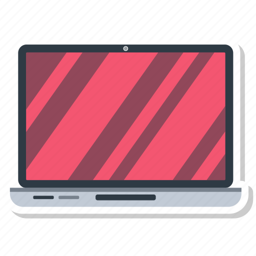 computer, laptop, monitor, notebook, technology icon