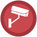 camera, cc camera, security camera, surveillance icon
