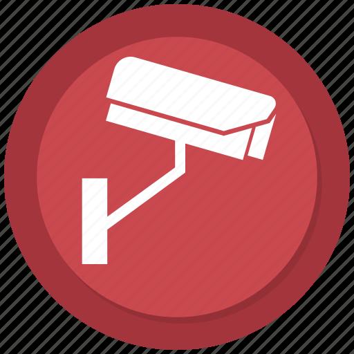 camera, cc camera, security camera, surveillance icon
