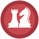 board, business, checkmate, chess, game icon