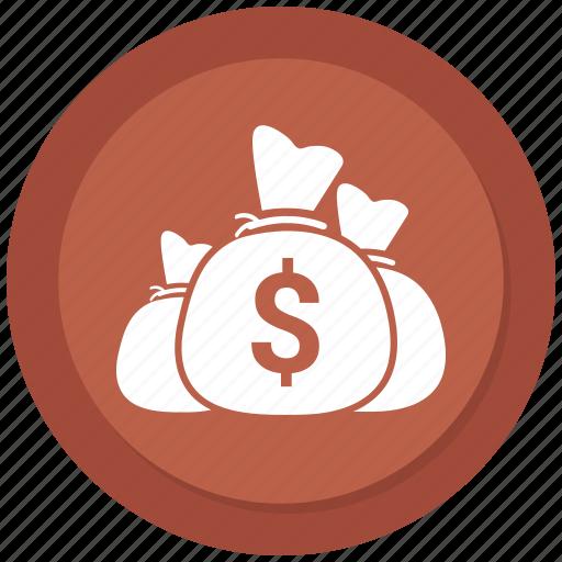 bag, dollar, money icon icon icon