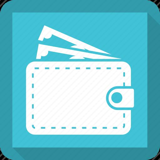 cash, money, profit, wallet icon