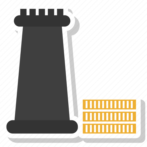 business, chess, financial, game, plan, planning, strategy icon