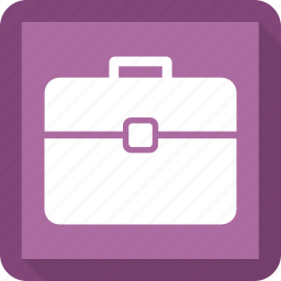 bag, business, finance, office bag icon