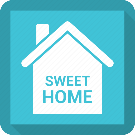 home, homepage, house, sweet home icon