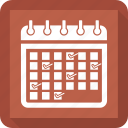 appointment, calendar, monthly, schedule icon
