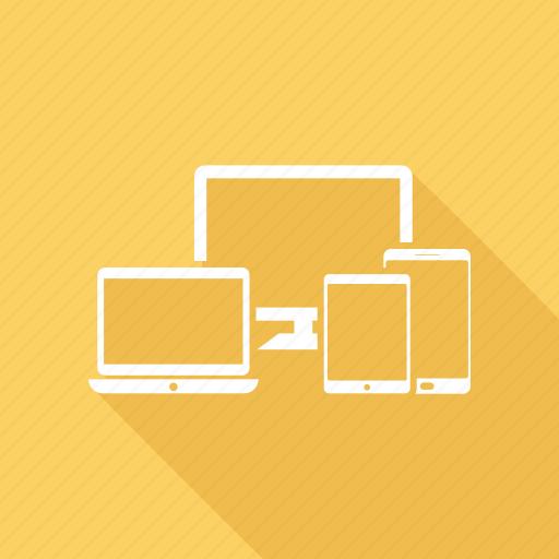 device, monitor, screen icon