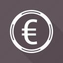 euro, finance, transaction, transfer icon