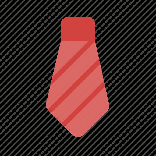 business, businessman, neck, person, tie icon