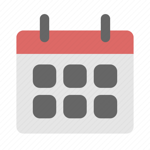 calendar, event, mark icon
