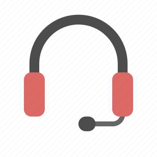 customer, headphone, marketing, service, telemarketer icon