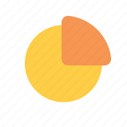 analytic, chart, data, pie, presentation icon