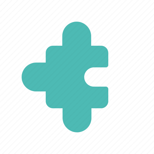 puzzle, team, teamwork icon