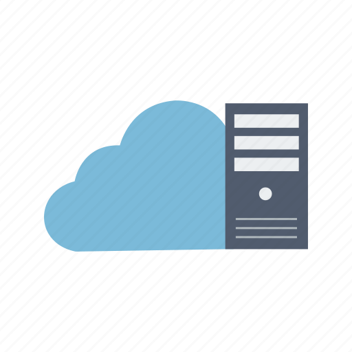 cloud, data, storage icon