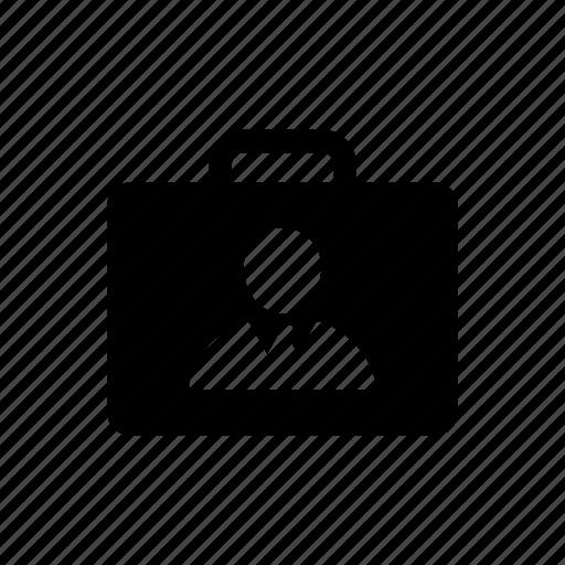 briefcase, employee, job, jobs, suitcase icon
