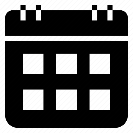 calendar, calendarpage, date, day, event, monthlycalendar, schedule icon