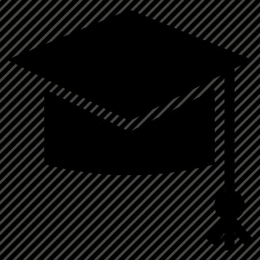 cap, christmas, fashion, graduation, graduationcap, hat, whitecap icon