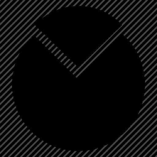 analytics, barchart, business, graph, pie, piechart, statistics icon