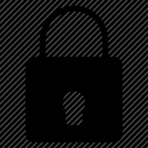 lock, locker, padlock, password, protection, secure, security icon