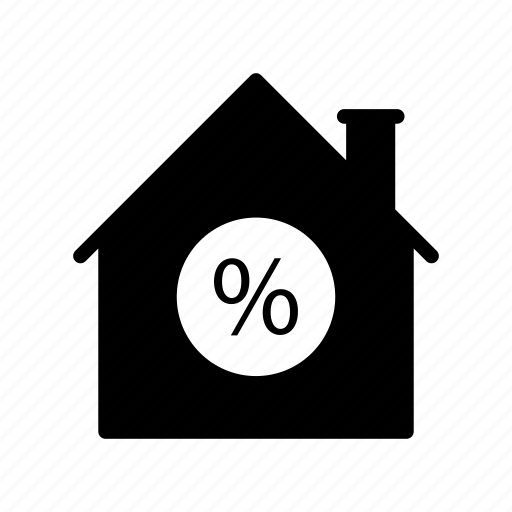 building, discount, estate, home, house icon