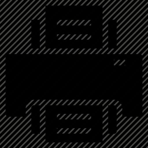 cmyk, computer, computerprinter, copier, officeprinter, printer, printing icon