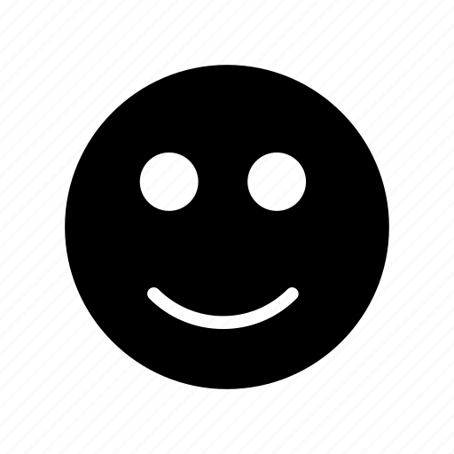 emoji, expression, face, happy, smile icon