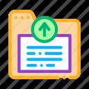 business, case, dollar, folder, growth, information, management