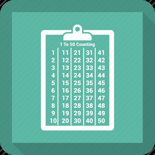 checklist, list, notepad, paper icon